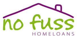 No Fuss Home Loans Logo